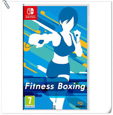 SWITCH Fitness Boxing Nintendo Sports Games