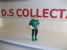 Green lantern Water function DC COMIC SUPER HEROES TOYBIZ USED 1990