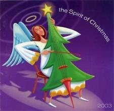 SPIRIT OF CHRISTMAS 2003 CD Seekers David Campbell Wiggles Ross Wilson Delta