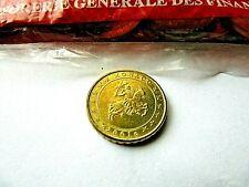 MONACO 10 CT  - Euros 2001  DU STARTER  KIT