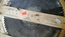 """Simonds Solid Tooth 64"""" Saw 80 Tooth 700 Rpm 6/7 Guage"""