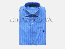 Ralph Lauren Cotton Button Cuff Formal Shirts for Men