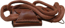 Leica Carrying Strap With Accessory Case Brown for Camera 2 Ref 18683 -