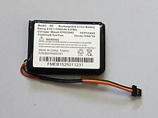 Batterie de remplacement pour TomTom One XL trafic, TomTom One XL Europe Trafic,