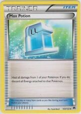 MAX POTION x4 Pokemon BREAKPOINT Card 4x Cards 103/122 SP