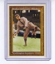 Walter Johnson, Washington Senators Hall Of Fame 50th Anniversary only 200 exist