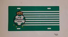 CLUB SANTOS LAGUNA VANITY CAR LICENSE PLATE                 MEXICO SOCCER FUTBOL
