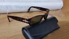 occhiale da sole 135 persol 2599-s 53/17 24/31 made in italy con astuccio