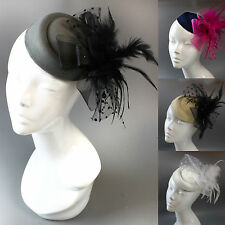 Polyester Casual Fascinators & Headpieces for Women