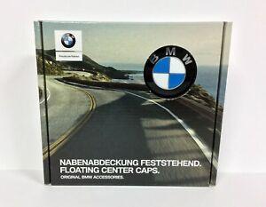 BMW CENTER FLOATING CENTER CAPS 36-12-2-455-269