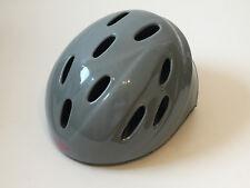 Giro Semi BMX Helm Gr S (52-55,5 cm)  Grau NEU