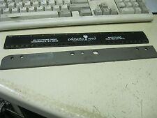 Rail, Guide Feeder 911316128 Sulzer Projectile Oem