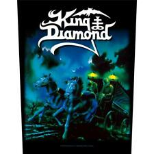 OFFICIAL LICENSED - KING DIAMOND - ABIGAIL BACK PATCH BLACK METAL MERCYFUL FATE