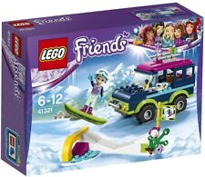 Lego UK 41321 nieve Resort OFF-ROADER Construcción Juguete