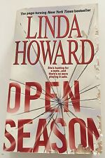 Linda Howard  Open Season  Copyright 2001 Paperback