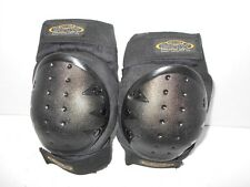 Xcs Gear Brand Size Small Adult Knee Pads Safety Gear Black, Pre-owned