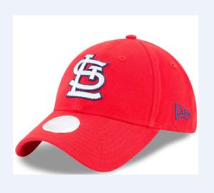 Victoria's Secret PINK St Louis Cardinals Baseball Hat! NIP! RED!