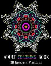 Adult Coloring Book - Stress Relieving Pictures Collection: Adult Coloring...