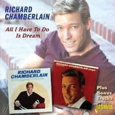 All I Have To Do Is Dream - Richard Chamberlain (2014, CD NIEUW)