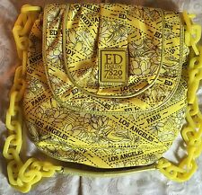 Authentic Ed Hardy 7829 Melrose Crossbody Purse Shoulder Bag