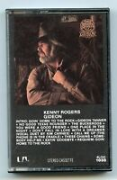Kenny Rogers Gideon 1980 Cassette Tape 4LOO 1035 Liberty Records - BP756