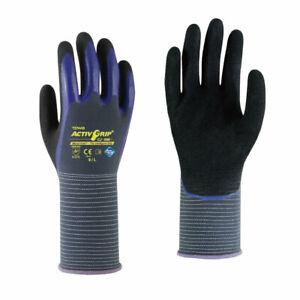 Towa Activegrip Advance Glove Blue TOW581