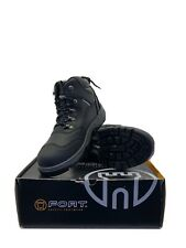 Black Fort Safety Boots Size 13