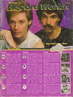 DEC 13 1980 music magazine HALL AND OATES