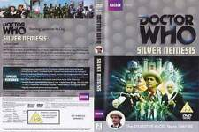 Doctor Who - Silver Nemesis  - Sylvester McCoy - Dr Who - Special Edition - MINT