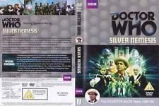 Doctor Who - Silver Nemesis  - Sylvester McCoy - Dr Who - dispatch 24hrs VGCond.