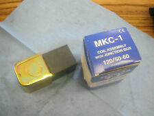 Sporlan Type: MKC-1 Solenoid Coil Kit,    New Old Stock  <