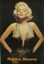 """MARILYN MONROE """"LOW-CUT GOLD DRESS"""" POSTER FROM ASIA- Sex Symbol, Actress, Model"""