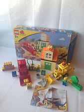 Lego Duplo Bob der Baumeister - Explore Set 3276 - Baggi & Buddel Waschtag + OVP