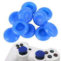 10XAnalog Controller Silicone Cap Cover Thumb Stick Grip For PS3 PS4 XBOX 360 HC