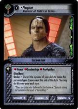 Star Trek 2E: Hogue, Student of Political Ethics [Ungraded] Necessary Evil STCCG