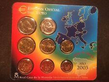 Muntset Spanje 2003 BU