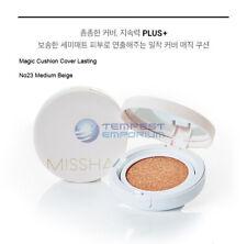 MISSHA – Magic Cushion Cover Lasting SPF50+ PA+++ (#23 Medium Beige) 15g
