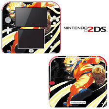 Vinyl Skin Decal Cover for Nintendo 2DS - Naruto Shippuden 3