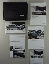 Owner's Manual + Wallet Audi Tt Roadster Type 8J from 11/2007