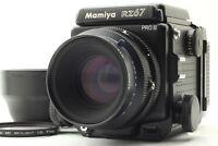 【N MINT++ Body & EXC+5 Lens】 Mamiya RZ67 Pro II + Sekor Z 110mm f2.8 W Japan 448