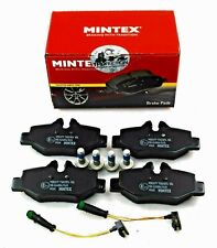 2006 /> 14 EBC Ultimax Rear Brake Pads for Mercedes Vito 2.1 TD