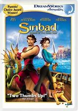 Sinbad - Legend of the Seven Seas (Full DVD