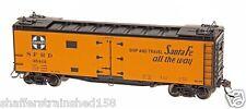Intermountain # 46115 - 24  Santa Fe 40'  Texas Chief Refrigerator Car HO MIB