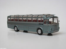 Atlas Bus Collection Van Hool 306 1958 1/72nd Scale New In Case Tracked 48 Post