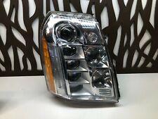 2009 - 2014 Cadillac Escalade ESV Platinum Passenger RH LED Headlight OEM
