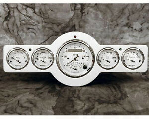 41 42 43 44 45 46 47 48 Pontiac Billet Aluminum Gauge Panel Dash Insert Cluster