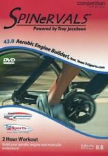 SPINERVALS COMPETITION SERIES 43.0 AEROBIC ENGINE BUILDER CYCLE BIKE DVD NEW