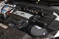 FORGE Motorsport Induction Kit for MK6 VW Golf 2 Litre GTi FMINDMK6