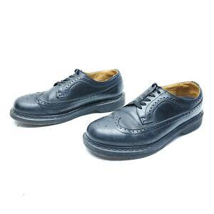 Dr Martens AW004 Men's Size US 11M round cap oxford shoe