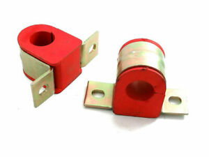 For 1975-1996 Chevrolet G30 Sway Bar Bushing Kit Front To Frame 13849RS 1987